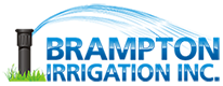 Brampton Irrigation Inc. Logo